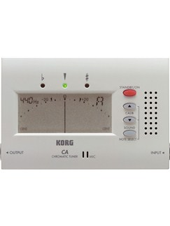 Korg CA40 Chromatic Electronic Tuner  |