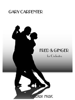 Gary Carpenter: Fred And Ginger Books | Orchestra