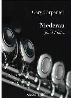 Gary Carpenter: Niederau Books | Flute (Trio)