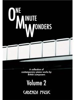 One Minute Wonders: Volume 2 Books | Piano