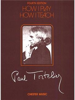 P. Tortelier: How I Play, How I Teach Livre | Violoncelle