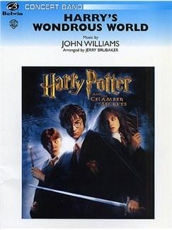 John Williams: Harry's Wondrous World (Concert Band Set) Libro | Banda