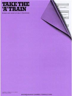 Ellington: Take The 'A' Train Books | Piano, Voice & Guitar