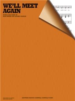We'll Meet Again Books | Piano, Voice & Guitar