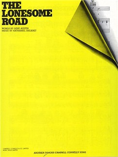 The Lonsome Road Books | Piano, Voice & Guitar