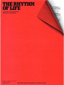 Cy Coleman: The Rhythm Of Life (PVG) Libro | Piano, Voz y Guitarra(Pentagramas )