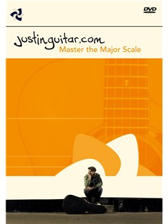 Justin Sandercoe: Master The Major Scale (NTSC DVD) DVDs / Videos | Guitar