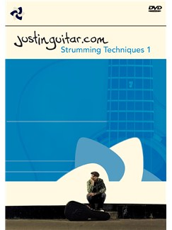 Justinguitar.com: Really Useful Strumming Techniques - Volume 1 (DVD NTSC) DVDs / Videos | Guitar