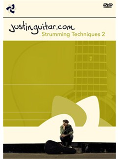 Justinguitar.com: Really Useful Strumming Techniques - Volume 2 (DVD PAL) DVDs / Videos | Guitar