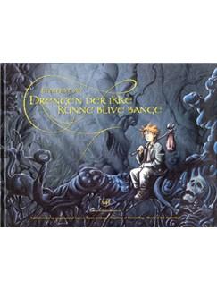 Jon Anderskou & Gunvor Ganer Krejberg: Drengen Der Ikke Kunne Blive Bange (CD) CDs |