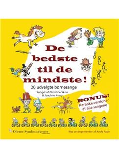 De Bedste Til De Mindste (CD) CD | Orkester/Stemme