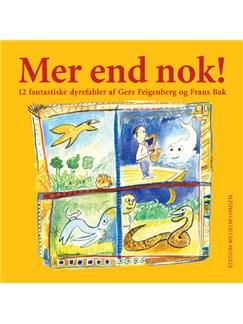 Frans Bak & Gerz Feigenberg: Mer End Nok! (CD) CDs |