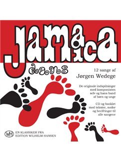 Jamaica Dans - 12 Sange Af Jørgen Wedege (CD/Booklet) CD |