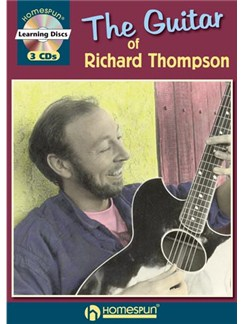 The Guitar Of Richard Thompson (3CD) CDs | Guitar