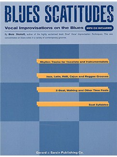 Blues Scatitudes Books and CD-Roms / DVD-Roms | Voice