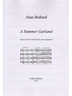 Alan Bullard: A Summer Garland (SATB) Books | SATB