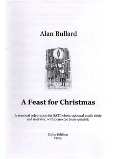Alan Bullard: A Feast for Christmas Books | Voice