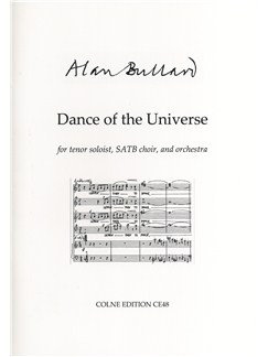Alan Bullard: Dance Of The Universe Books | Tenor, SATB, Piano Accompaniment