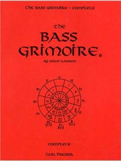 Adam Kadmon: The Bass Grimoire Books | Bass Guitar