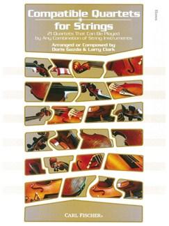 Compatible Quartets For Strings - Double Bass Books | Double Bass