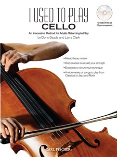 I Used to Play Cello Books and CDs | Cello