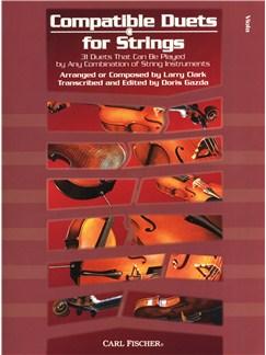 Compatible Duets For Strings - Viola Books | Viola (Duet)