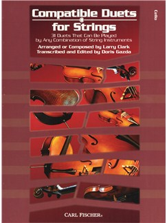 Compatible Duets For Strings - Cello Books | Cello (Duet)
