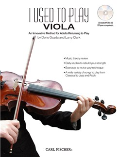 I Used to Play Viola Books and CDs | Viola
