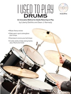 I Used To Play Drums Books and CDs | Drums