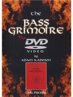 Adam Kadmon: The Bass Grimoire DVDs / Videos | Bass Guitar