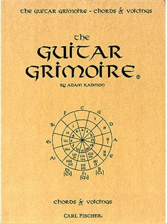 The Guitar Grimoire Book 2: Chords And Voicings Books | Guitar
