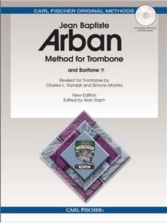 Arban: Method For Trombone And Baritone Books and CD-Roms / DVD-Roms | Trombone