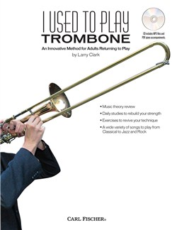 I Used to Play Trombone Books and CDs | Trombone