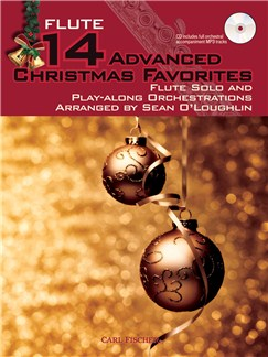 14 Advanced Christmas Favourites - Flute Books and CDs | Flute