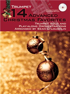 14 Advanced Christmas Favourites - Trumpet Books and CDs | Trumpet