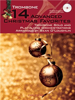 14 Advanced Christmas Favourites - Trombone Books and CDs | Trombone