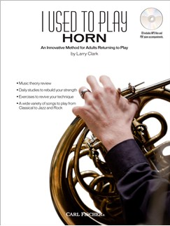 I Used to Play Horn Books and CDs | French Horn