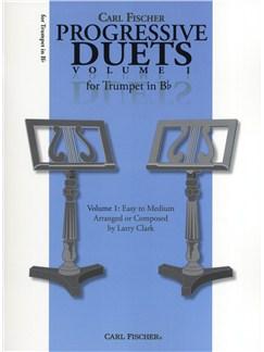 Carl Fischer Progressive Duets Volume 1 - Trumpet Books | Trumpet