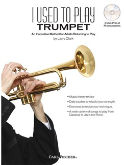I Used to Play Trumpet Books and CDs | Trumpet