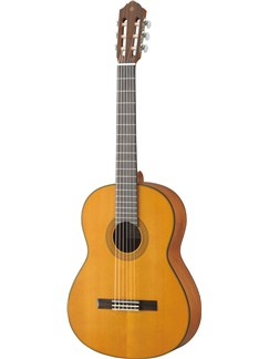 Yamaha: CG122MC Classical Guitar - Cedar 4/4 Instruments | Classical Guitar