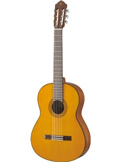 Yamaha: CG142C Classical Guitar - Cedar Top 4/4 Instruments | Classical Guitar