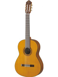 Yamaha: CG162C Classical Guitar - Cedar Top 4/4 Instruments | Classical Guitar