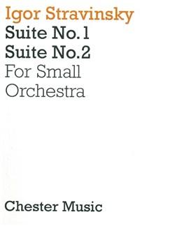 Igor Stravinsky: Suites Nos. 1 And 2 Books | Orchestra