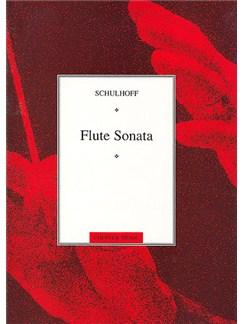 Erwin Schulhoff: Flute Sonata Books | Flute, Piano