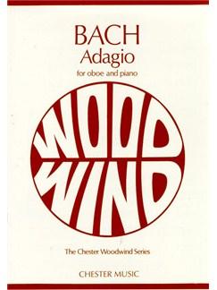 Bach: Adagio for Oboe and Piano Books | Oboe, Piano