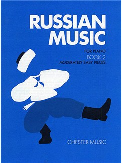 Russian Music For Piano  - Book Two Books | Piano