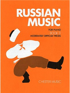 Russian Music for Piano - Book 3 Livre | Piano