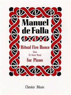Manuel De Falla: Ritual Fire Dance From El Amor Brujo Books | Piano