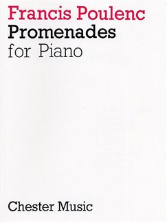 Promenades for Piano Books | Piano