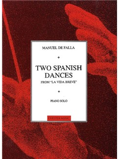 Manuel De Falla: 2 Spanish Dances From  La Vida Breve Books | Piano
